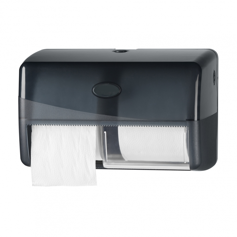 Duo toiletrol dispenser Pearl Black